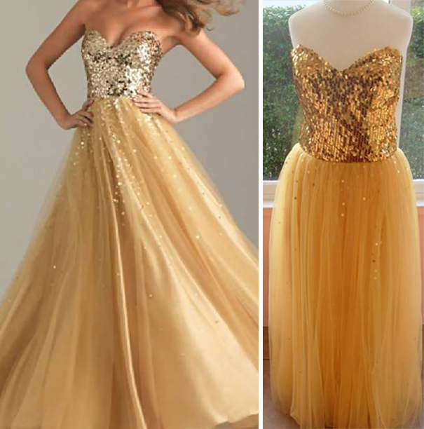 Knock Out Prom Dresses